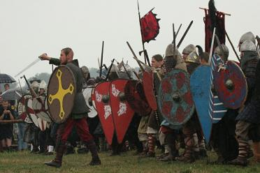 Archaeological Festival of Slavs and Vikings in Wolin