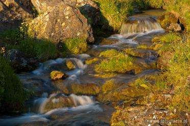 Stream from Fjalfoss